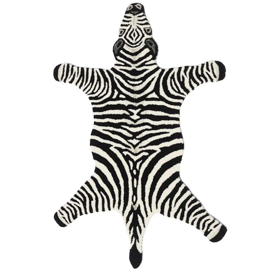 Classic Collection Matta Zebra barnrumsmatta
