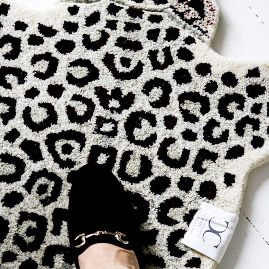 Classic Collection Matta Classic Collection Matta Leopard barnrumsmatta