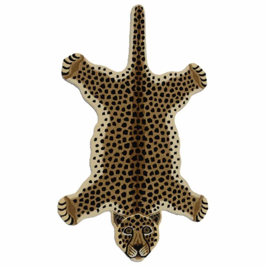 Classic Collection Matta Leopard barnrumsmatta