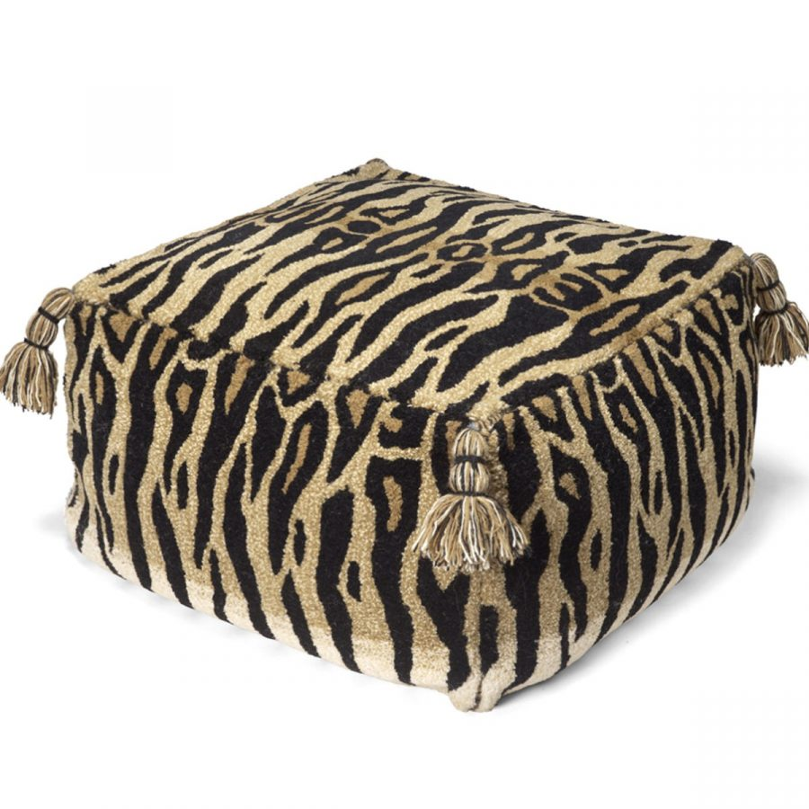 Classic Collection Puff Tiger Handtuftad Ull