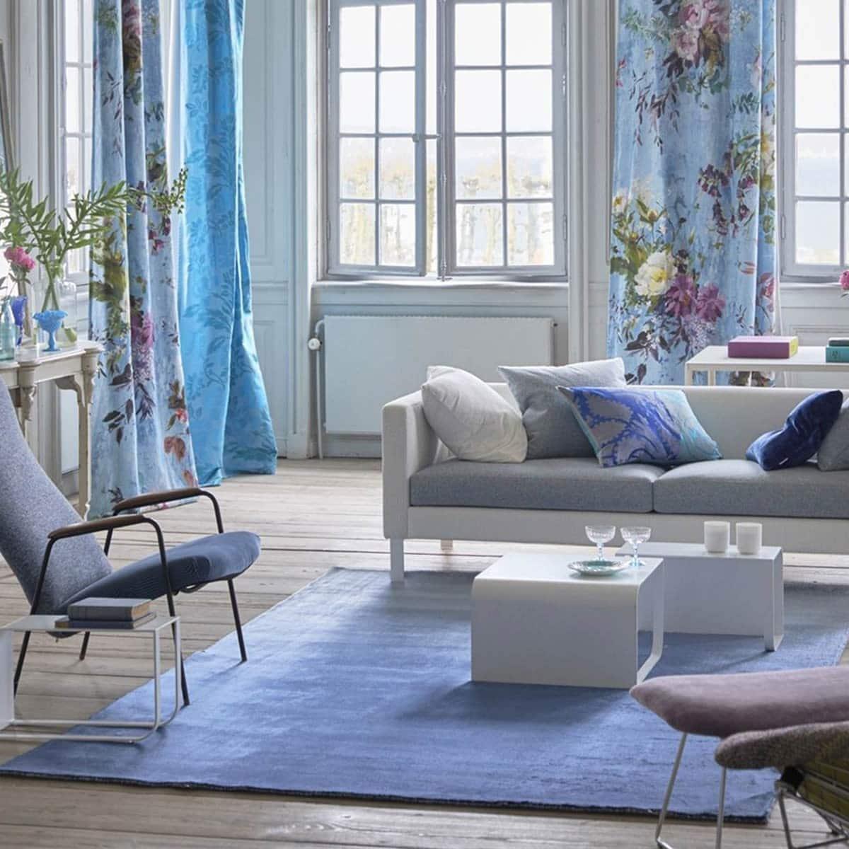 Designers Guild Matta Eberson Cobalt