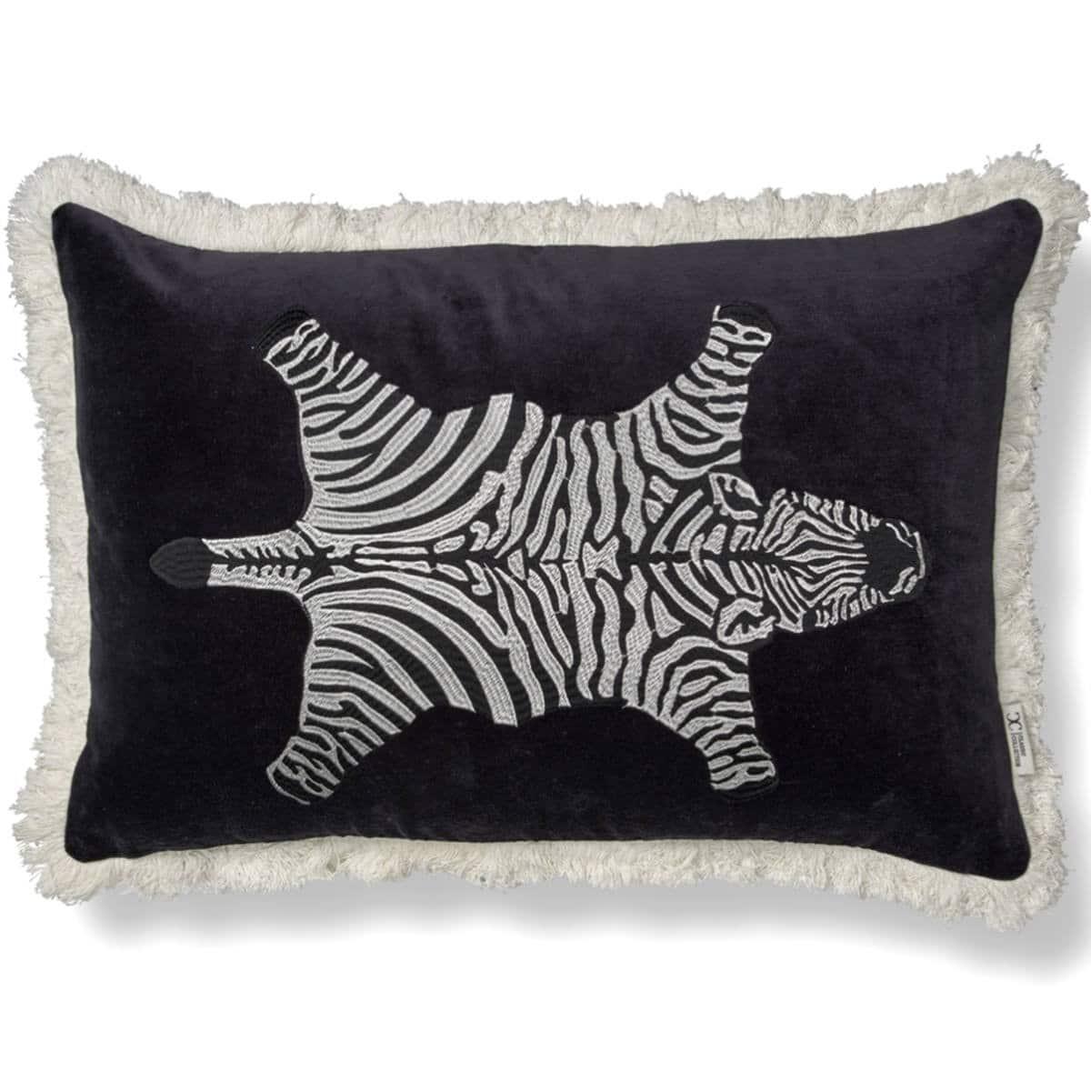 Classic Collection Avlångt Kuddfodral Equus Zebra