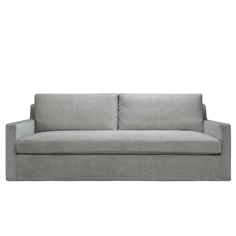 Artwood Soffa Guilford Light Grey 3-Sits ljusgrå