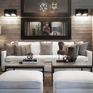 Artwood Soffa Guilford Tobago White 3-Sits vit soffa