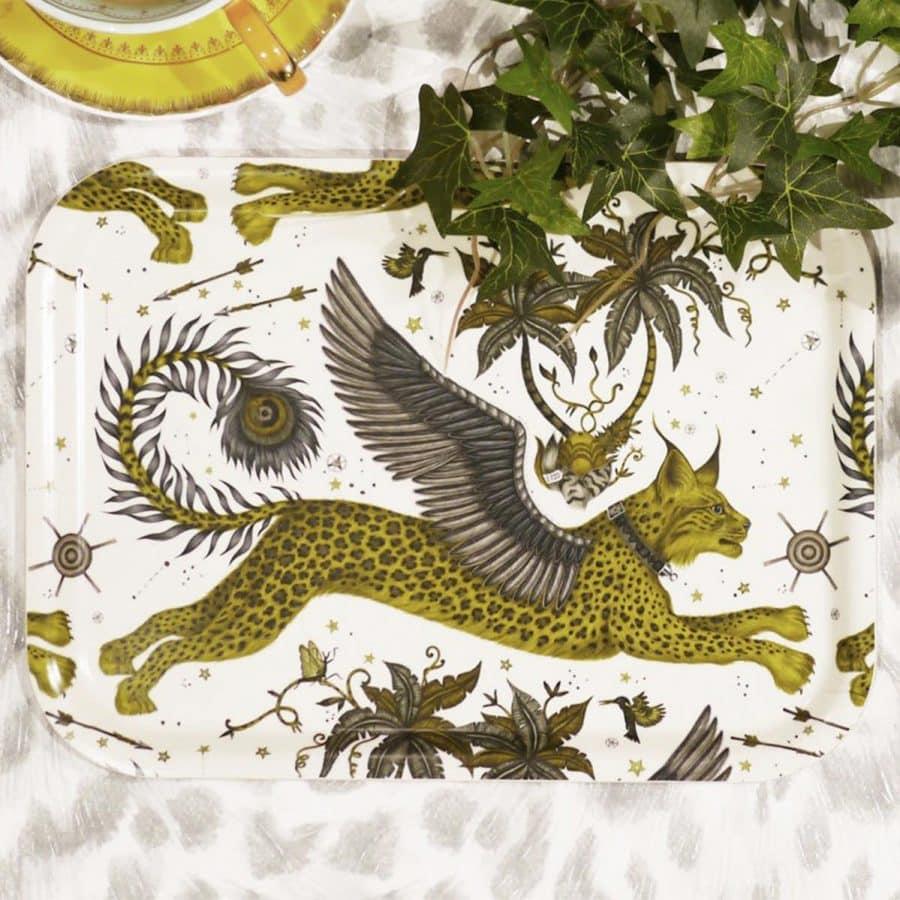 Emma J Shipley Bricka Lynx Gold